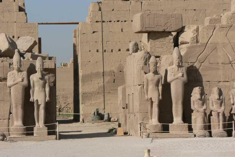 Découvrez Karnak, le plus important complexe de temples en Egypte