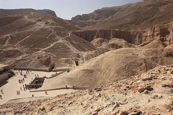 Découvrez la Vallée des Rois en Egypte