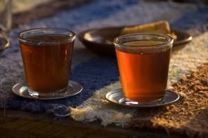 thé egyptien boisson